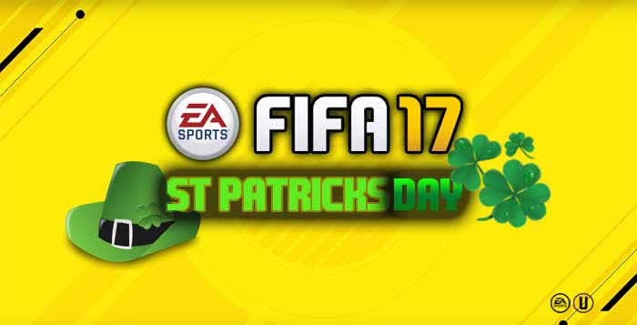 FIFA 17 St Patricks Day